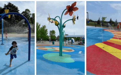 Ultimate Guide to Splash Pads in Brampton and Georgetown with Photos