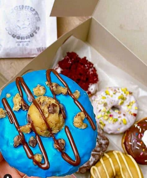 best vegan donuts in brampton mississauga joughnut doughnuts