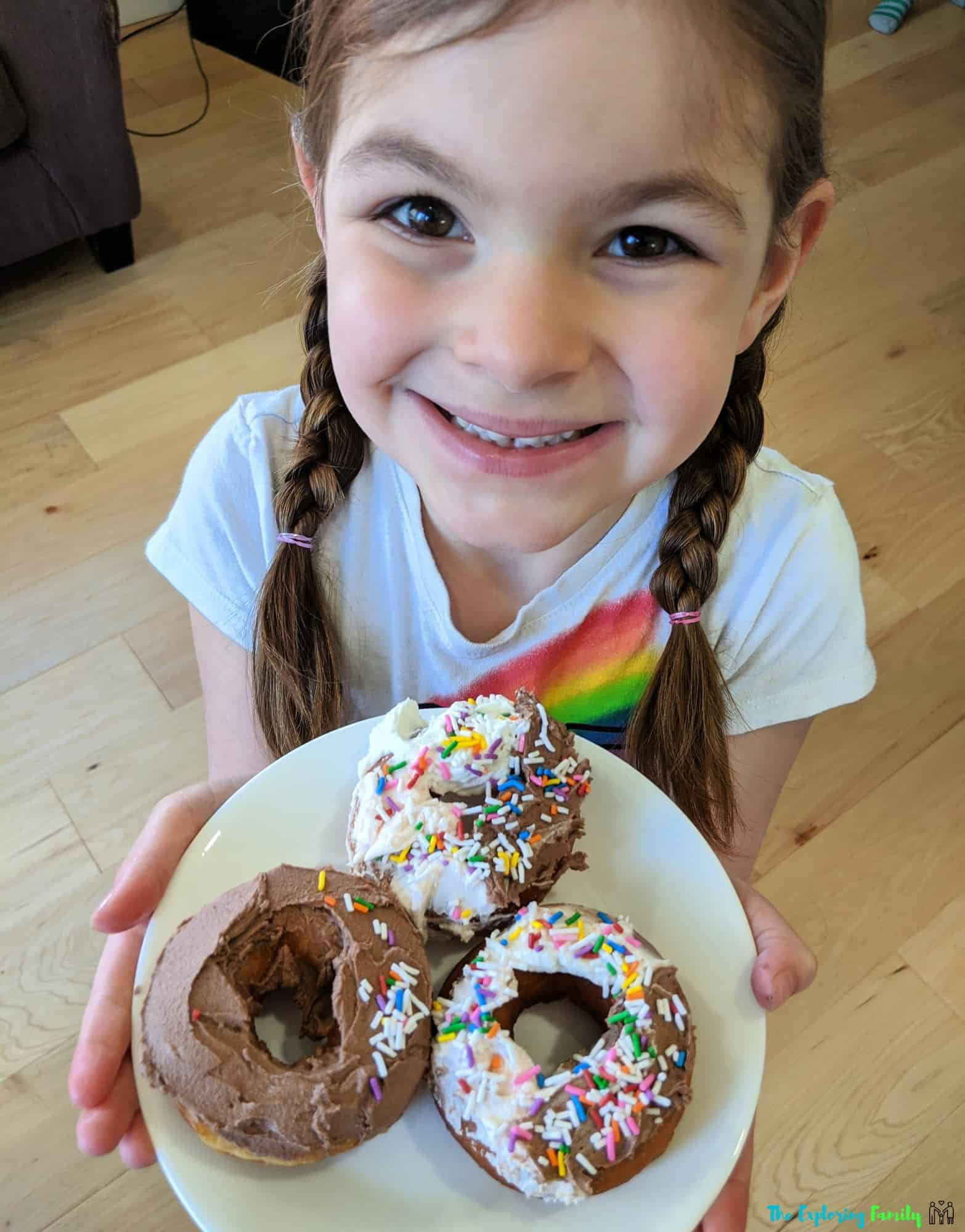 the best donuts in brampton occassions treats parlour DYI doughnut kit