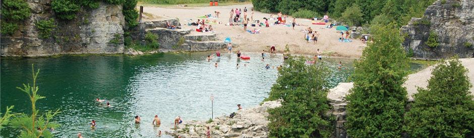 Best Beaches in Guelph