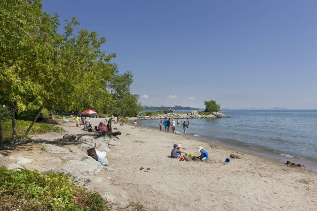 Best Beaches in Mississauga