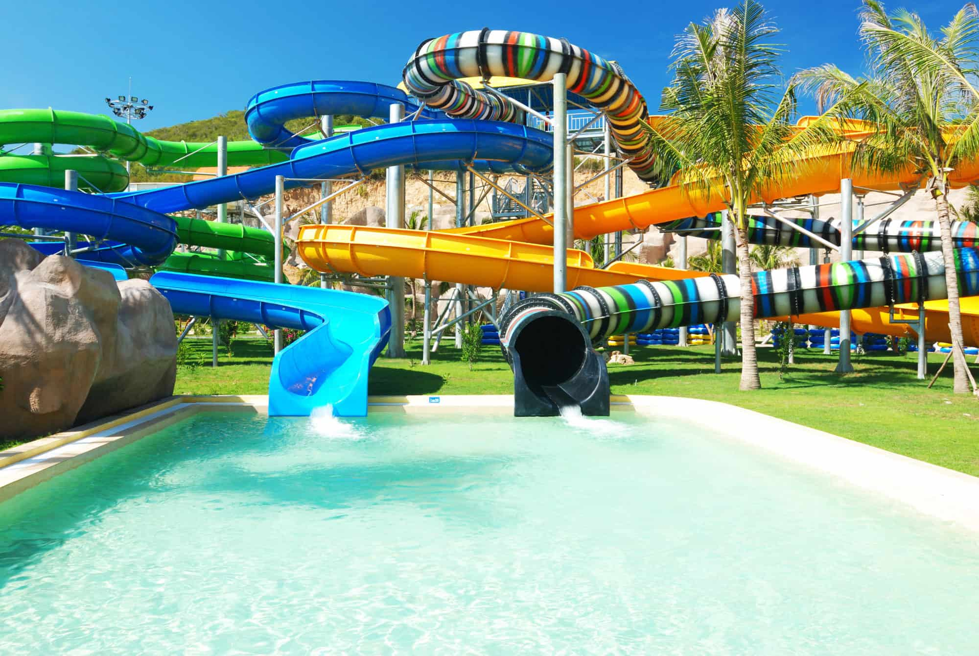 Water parks in Ontario