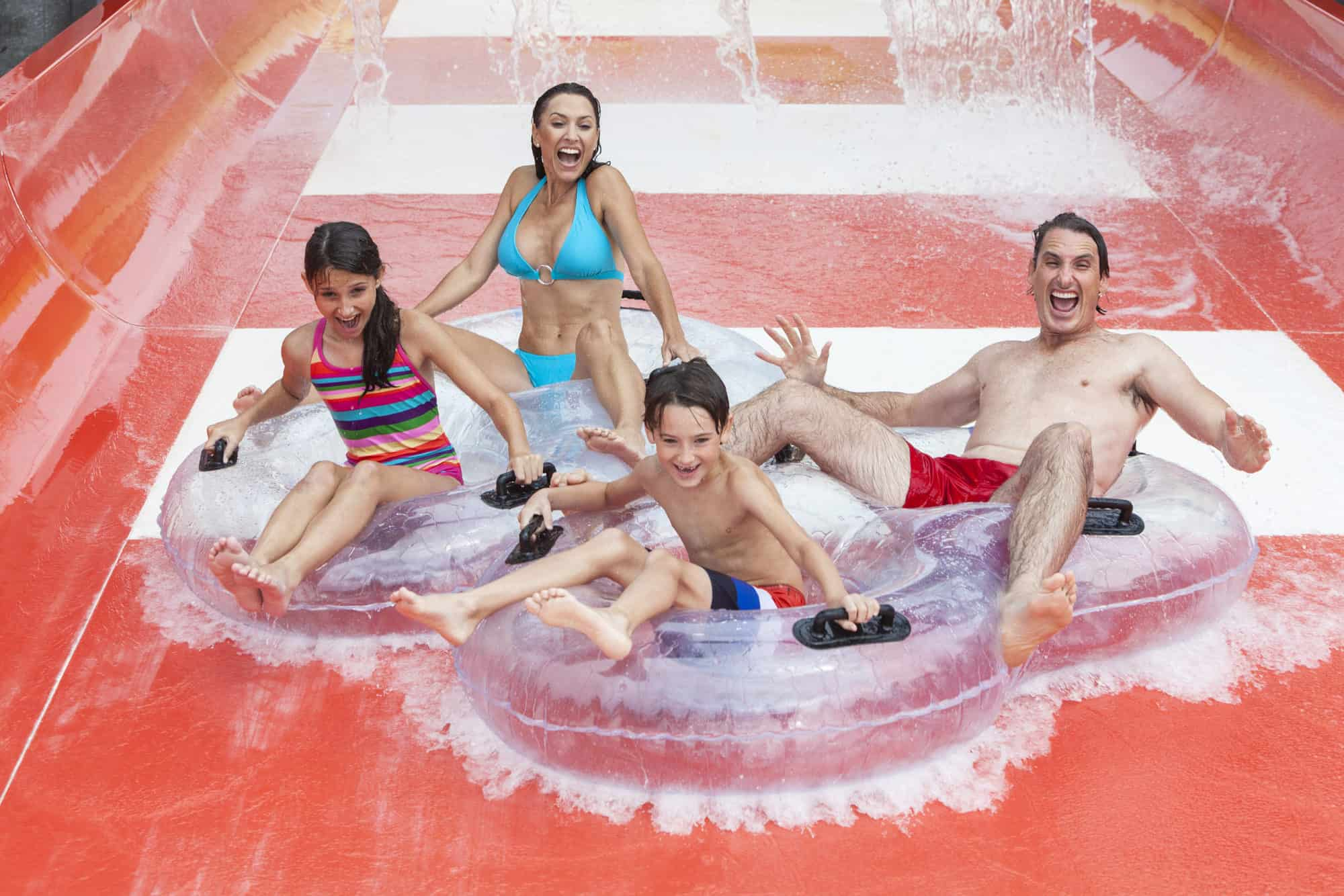 Ontario Water Parks for Families