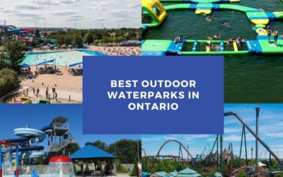 The Best Outdoor Ontario Water Parks for Kids
