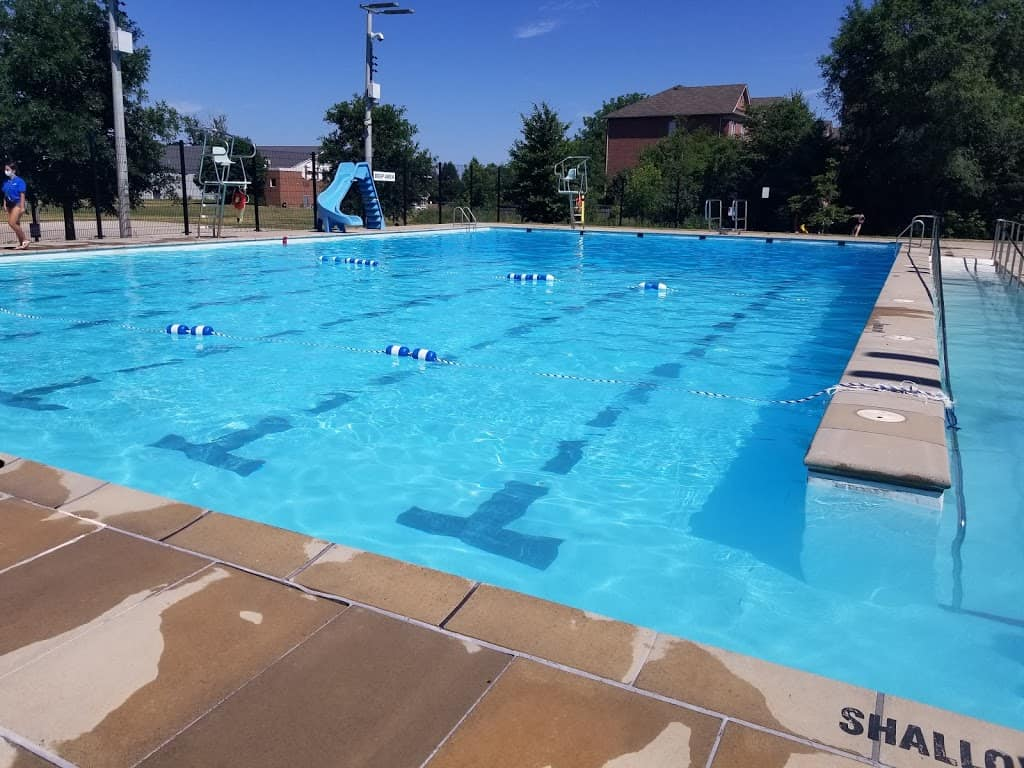 Outdoor Pools in Mississauga