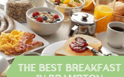 9+ Best Breakfast and Brunch Places in Brampton