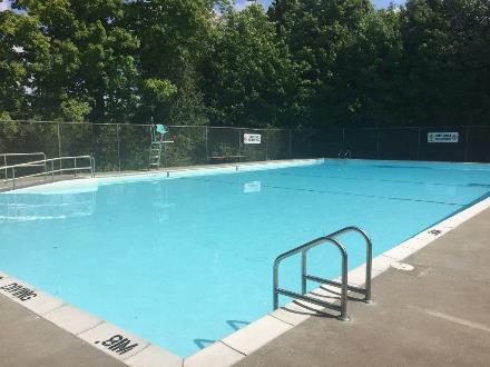 Outdoor Pools in Brampton where can you swim