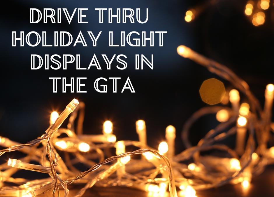 Halloween Drive-Thru And Walk-Thru Holiday Light Displays