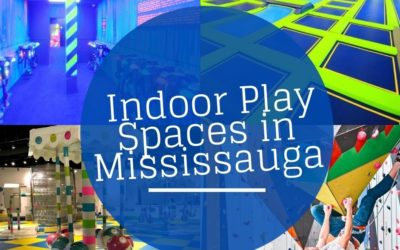 The Best Indoor Playgrounds in Mississauga