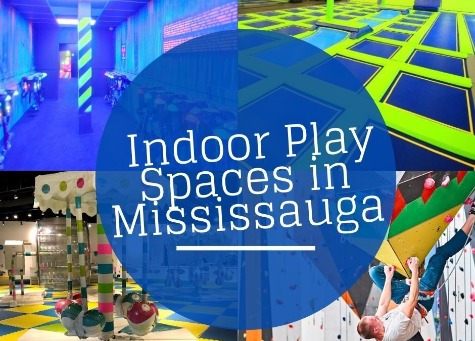 Indoor Playgrounds in Mississauga