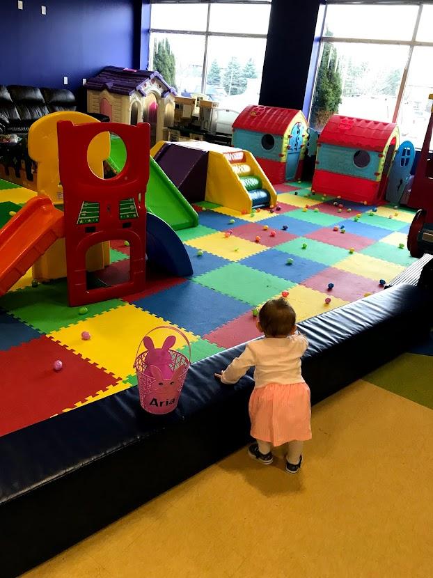 Indoor Playgrounds in Mississauga: Aladdin's Adventure