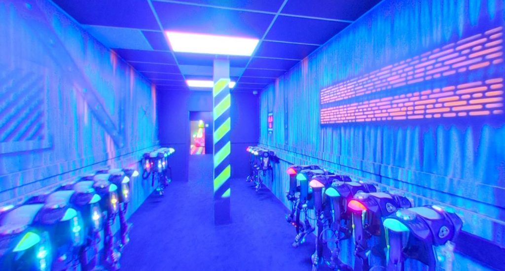 Laser tag in Mississauga