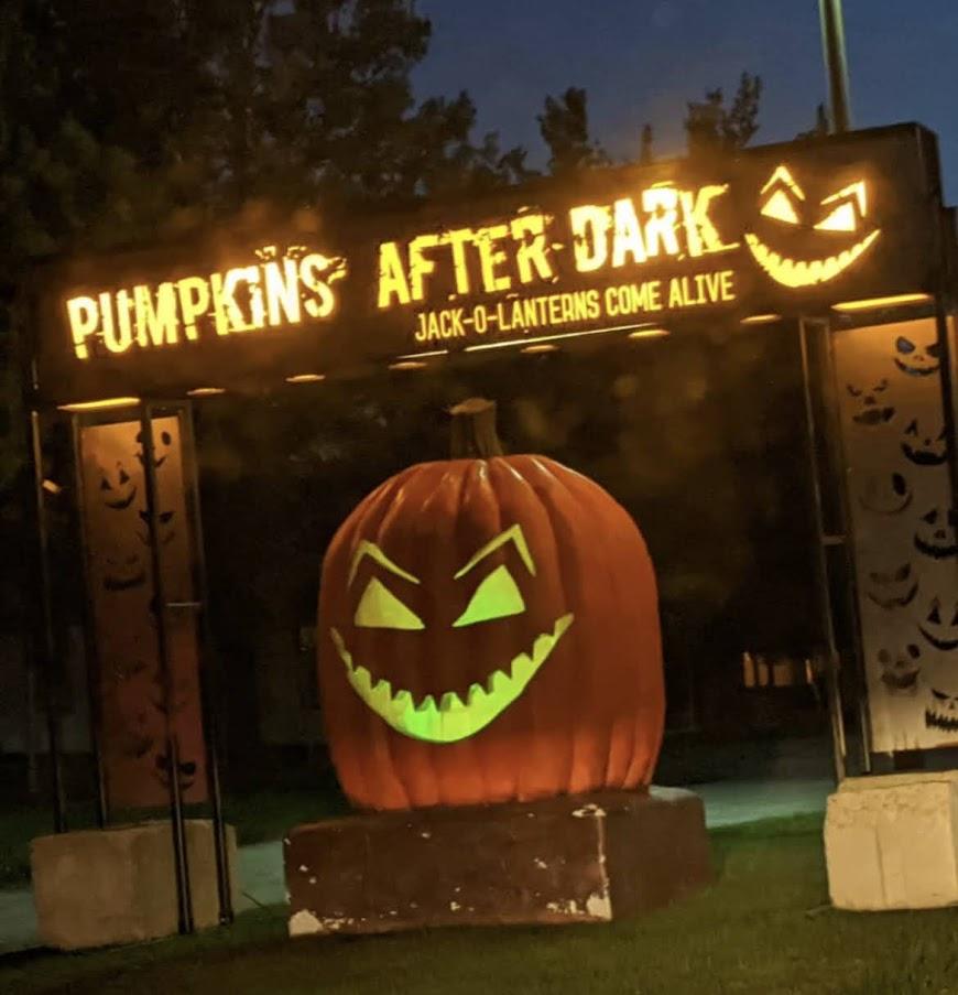 Halloween Drive Thru Events