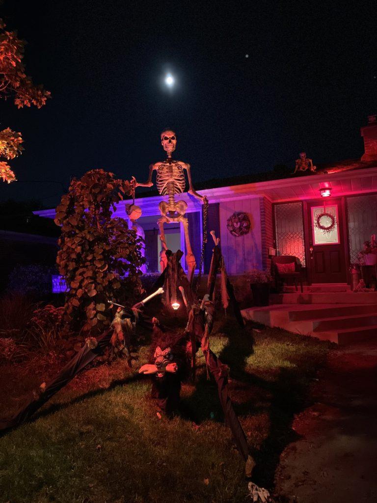 Spooky House in Geoergetown