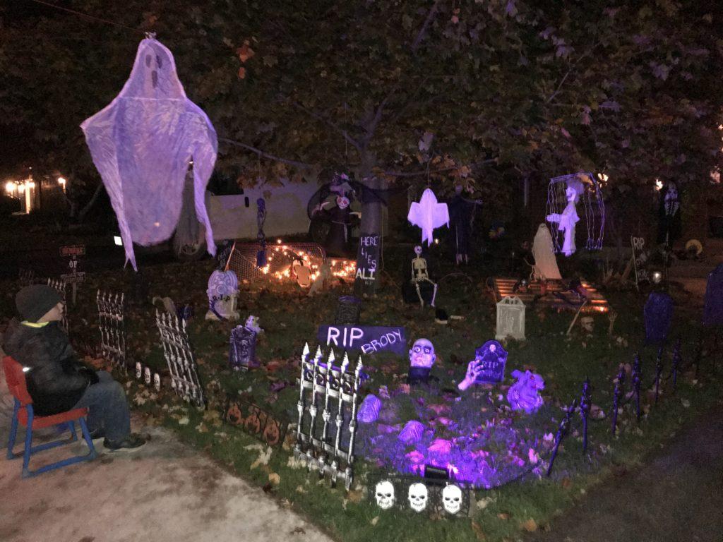 Haunted Halloween Houses in Georgetown