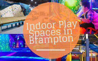 Best Indoor Playgrounds in Brampton