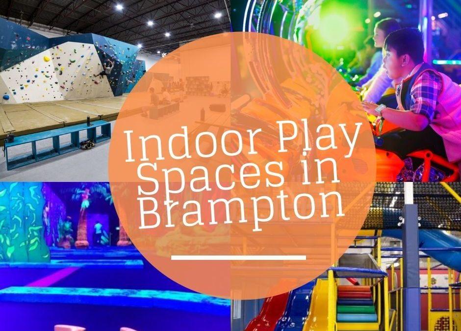Indoor Playgrounds in Brampton