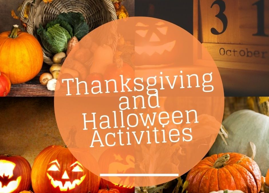 Fall Activities and Events in Brampton/Caledon/Mississauga to celebrate Thanksgiving and Halloween