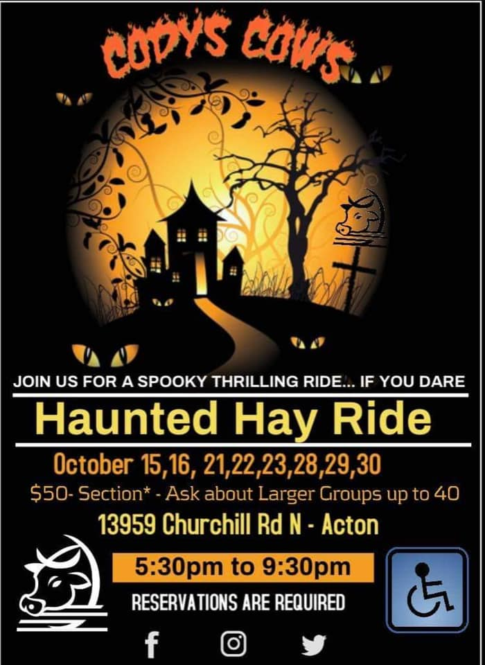 Halloween events in Georgetown