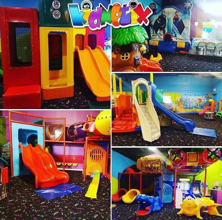 Kidnetix Indoor Playground in Brampton