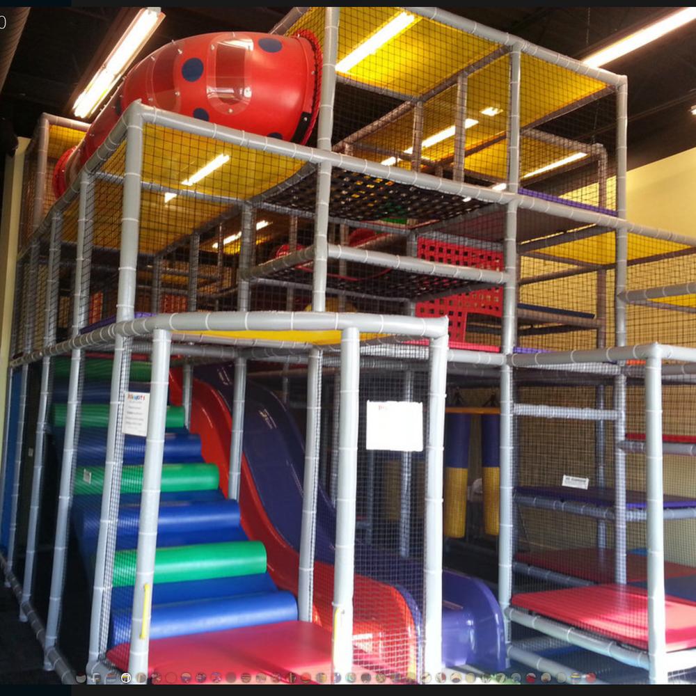 Polkadot Indoor Playground in Brampton
