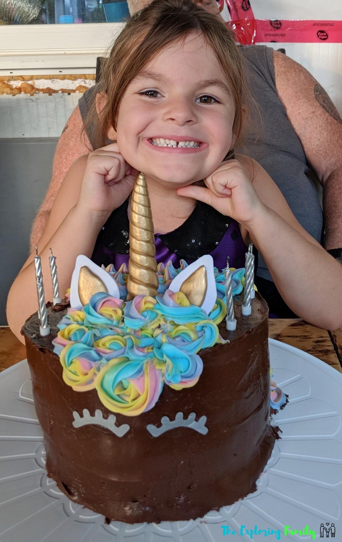 quick easy unicorn cake ideas chocolate