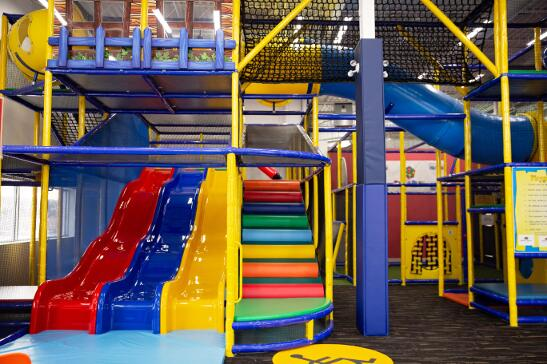 Simply Play - Indoor Playground in Brampton